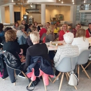 Bariatrie Groep Nederland - alles na je maagverkleining -lotgenotenbijeenkomst NPO radio1